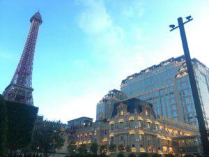 2021澳門賭城推薦飯店-澳門巴黎人雙人房/巴黎人購物中心