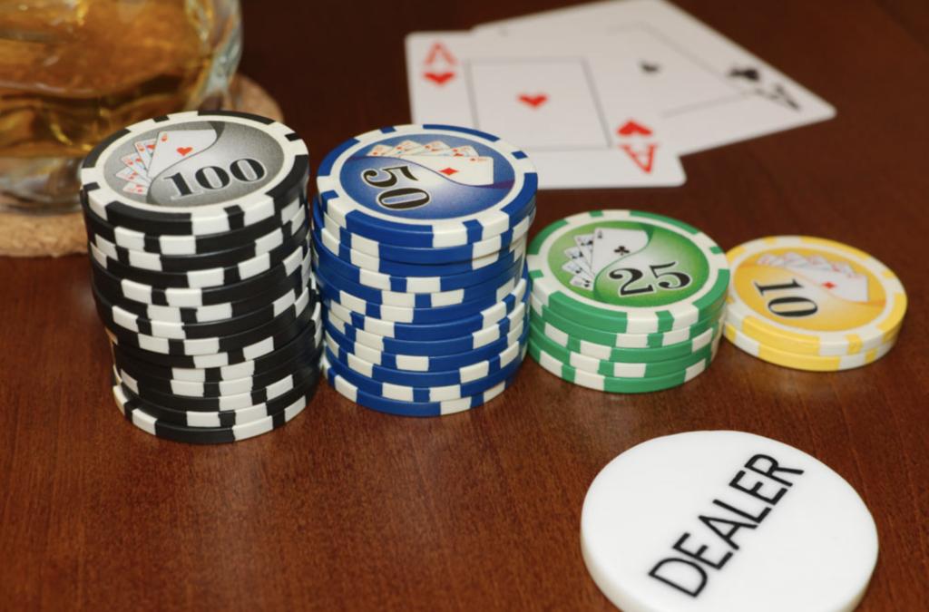 無限制德州撲克(No Limit Texas Hold'em)基礎撲克規則